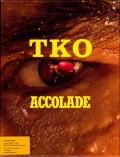 TKO Commodore 64 Front Cover