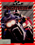 Superbike Challenge Commodore 64 Front Cover