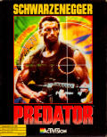 Predator Commodore 64 Front Cover