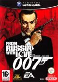 007: From Russia with Love GameCube Front Cover