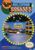 Hollywood Squares NES Front Cover