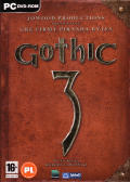 Gothic 3 Windows Front Cover