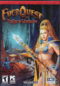 EverQuest: Depths of Darkhollow Windows Front Cover