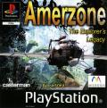Amerzone: The Explorer's Legacy PlayStation Front Cover