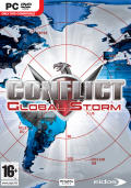 Conflict: Global Terror Windows Front Cover