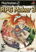 RPG Maker 3 PlayStation 2 Front Cover