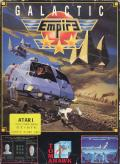 Galactic Empire Atari ST Front Cover