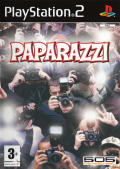 Paparazzi PlayStation 2 Front Cover