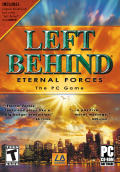Left Behind: Eternal Forces Windows Front Cover