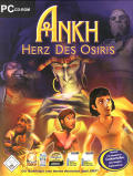 Ankh: Heart of Osiris Windows Front Cover