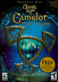 Dark Age of Camelot: Trials of Atlantis Windows Front Cover
