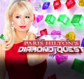 Paris Hilton's Diamond Quest J2ME Front Cover