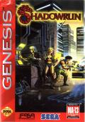 Shadowrun Genesis Front Cover
