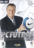 PC Fútbol 2007 Windows Front Cover