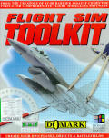 Flight Sim Toolkit Windows 3.x Front Cover