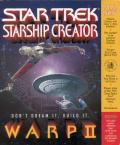 Star Trek: Starship Creator Warp II Windows Front Cover