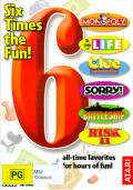 Six Times the Fun Windows Front Cover