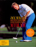 Jack Nicklaus' Greatest 18 Holes of Major Championship Golf Commodore 64 Front Cover
