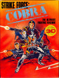 Strike Force: Cobra Commodore 64 Front Cover
