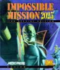 Impossible Mission 2025 Amiga Front Cover
