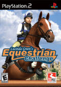 Lucinda Green's Equestrian Challenge PlayStation 2 Front Cover