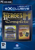 Heroes of Might and Magic III+IV: Complete Windows Front Cover
