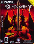 Shadowbane / Shadowbane: The Rise of Chaos Macintosh Front Cover