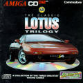 Lotus Trilogy Amiga CD32 Front Cover