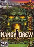 Nancy Drew: The Creature of Kapu Cave Windows Front Cover