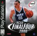 NCAA Final Four 2000 PlayStation Front Cover