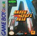 Grand Theft Auto Game Boy Color Front Cover