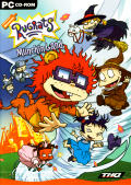 Rugrats Munchin Land Windows Front Cover