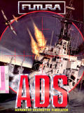 Advanced Destroyer Simulator DOS Front Cover