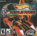 Hot Wheels: World Race Windows Front Cover