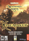 Neverwinter Nights: Kingmaker Windows Front Cover