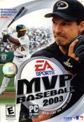 MVP Baseball 2003 Windows Front Cover