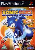 Sonic: Gems Collection PlayStation 2 Front Cover