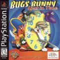 Bugs Bunny: Lost in Time PlayStation Front Cover