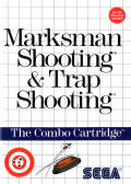 Marksman Shooting & Trap Shooting SEGA Master System Front Cover