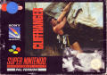 Cliffhanger SNES Front Cover