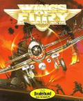 Wings of Fury DOS Front Cover