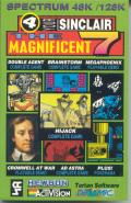Your Sinclair Magnificent 7 July 1991 ZX Spectrum Front Cover