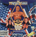 WWF Wrestlemania ZX Spectrum Front Cover