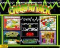 Chart Attack Commodore 64 Front Cover