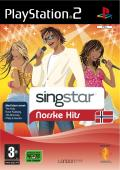 SingStar Norske Hits PlayStation 2 Front Cover