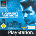Largo Winch .// Commando SAR PlayStation Front Cover