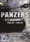 Codename: Panzers - Platinum: Phase One + Phase Two Windows Front Cover