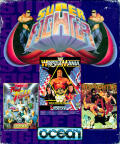 Super Fighter Commodore 64 Front Cover