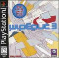 WipEout 3 PlayStation Front Cover