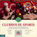 Clubhouse Sports Commodore 64 Front Cover